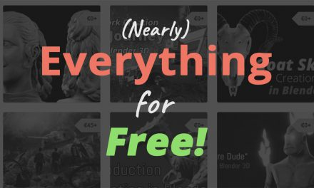Get (nearly) all my Exclusive Tutorials for Free!
