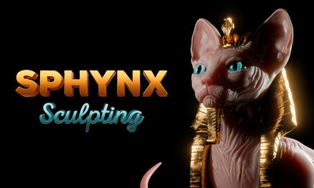 Create a Sphynx Cat in Blender (+ EEVEE Demo)
