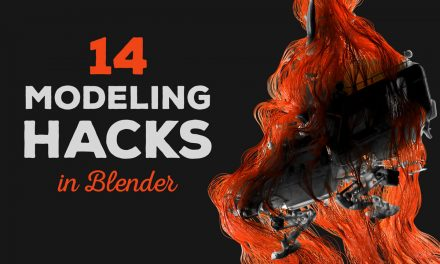 14 Awesome Modeling Hacks in Blender